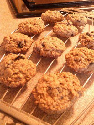 YCC Michigan Dried Cherry Oatmeal Cookies