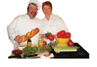 Chef Dennis & Kat
